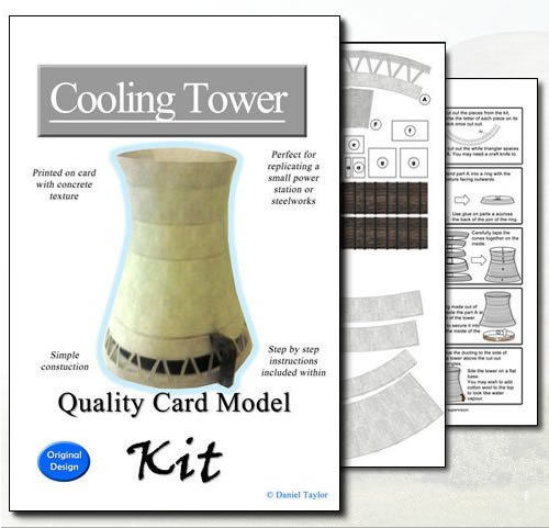 Cooling Tower Card Kit Model